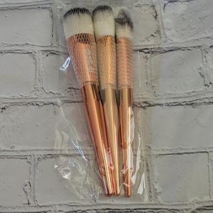New Alamar Cosmetics Complexion Brush Trio